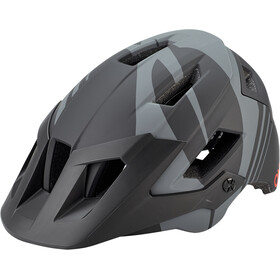 O'Neal Defender 2.0 Casco, nova black/gray